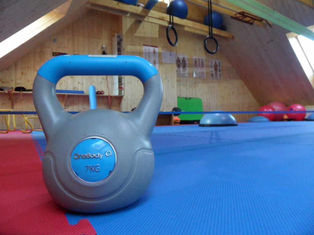 Antiqua villa fitness studio