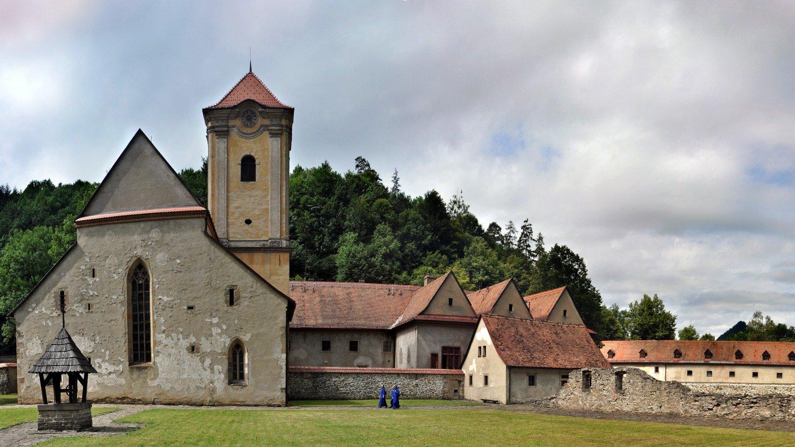 Červený Kláštor Pieniny a Dunajec