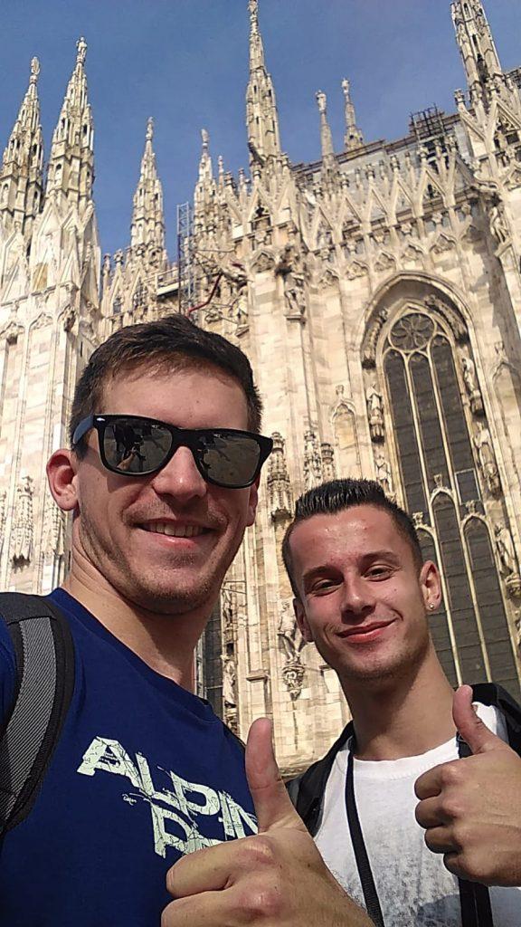Pltnícka akadémia - Miláno Duomo