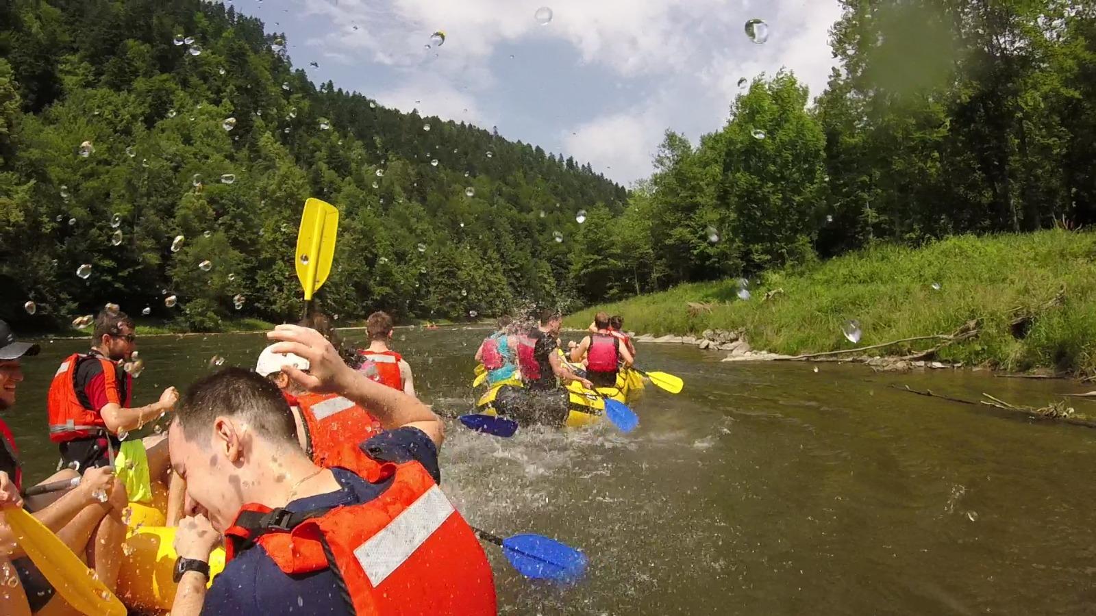 Rafting Dunajec Pieniny